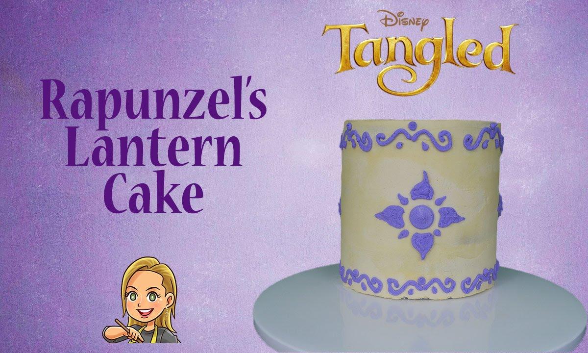 lantern cake how to make