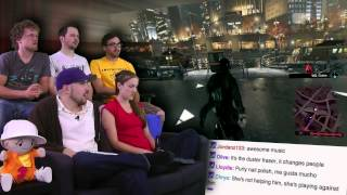 Watch Dogs Escape & Escort! - Sony at E3 2013 is AWESOME! - Part 8