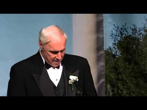 Ken Huff, 2013 Walter Camp Football Foundation Alumni Award