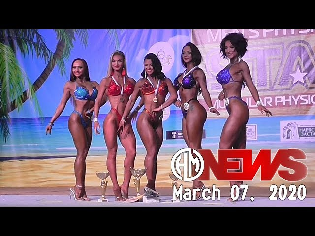 2020 Men's Physique Bikini Stars - Wellness-Fitness, абсолютная категория.