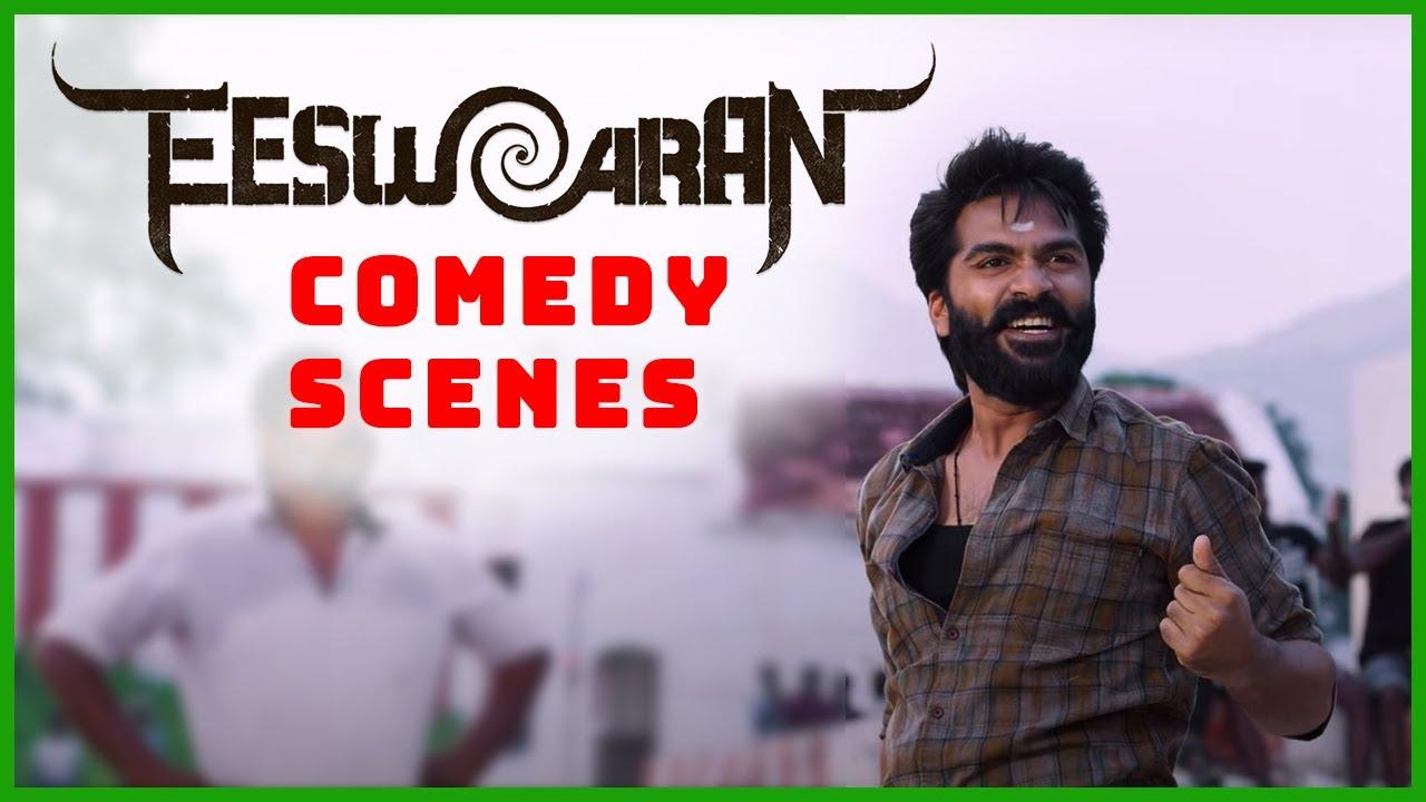 Download Eeswaran Tamil Movie   Comedy scenes Compilation   Silambarasan TR   Niddhi Agerwal