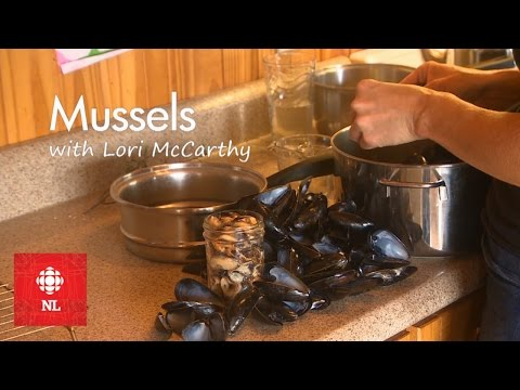 Lori McCarthy - Preserving Mussels