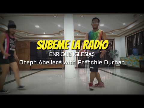 SUBEME LA RADIO - Enrique Iglesias | Zumba® Fitness | Oteph with Pretchie Durban