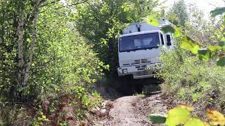 offroad travelling in Europe