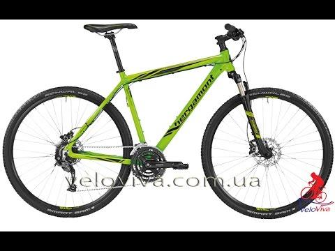 Велосипед Bergamont Helix 5.0 C1 Gent (2016)