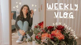 VLOG   Vita da Designer, Concentrazione & la mia Opinione su San Valentino 💕