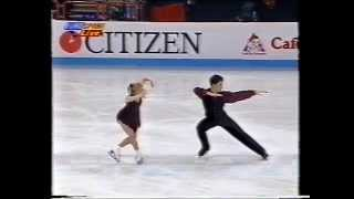 Lesley Rogers & Michael Aldred GRB - 1997 European Championships LP