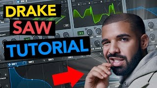 THE MOST USED SOUND IN RAP, HIP HOP, AND TRAP (Serum Tutorial)