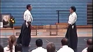 Aikido Sandan Test (3rd Degree Black Belt) / 合気道三段昇段審査