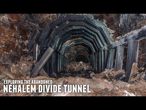 The Abandoned Nehalem Divide Tunnel | OR