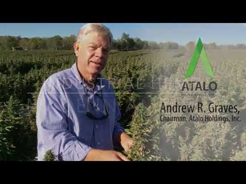 Atalo Holdings' Andrew Graves on Industrial Hemp at Cannabis World Expo, New York N