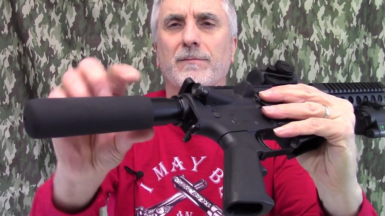Thunder Tactical Pistol Build Review