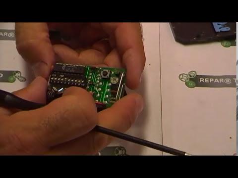 Abrepuertas electrico con mando a distancia