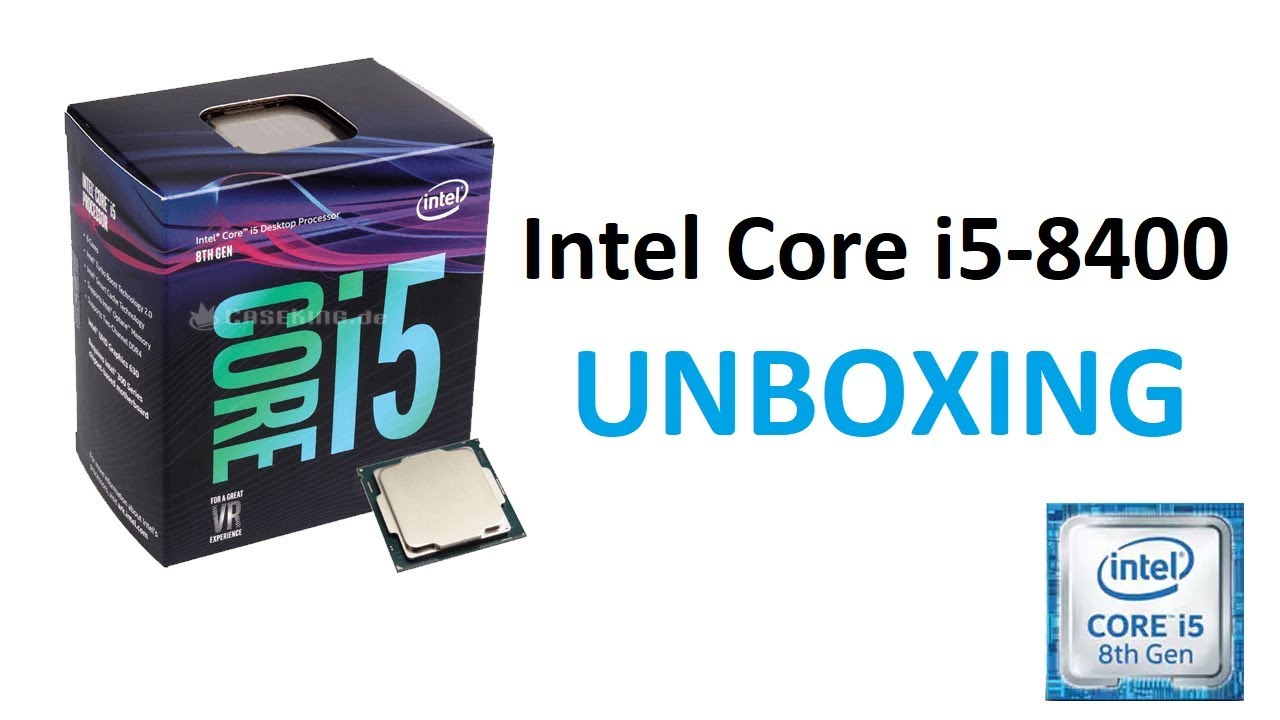 intel i5 8400 coffee lake - 1280×720