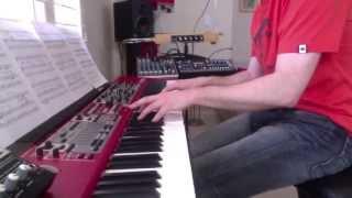 La Boum Theme Song (Reality) [electro piano, instrumental, live]