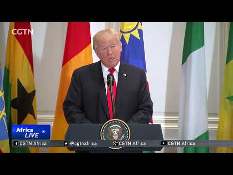 U.S. president says he is  deeply disturbed by S. Sudan, Congo violence