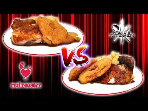 RED ROOSTER vs HOMEMADE - EPIC FINISH FOR 2017!!