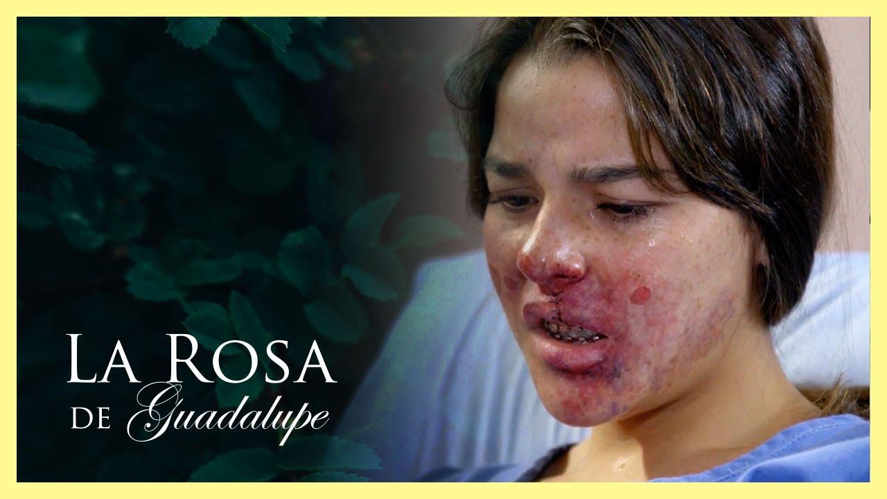 ¡El vapeador de Lili le explota en la cara!   La vida se respira   La Rosa de Guadalupe