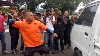 Ditembak saat Ditangkap Polisi, Dede Idol Belajar Bobol Kaca Mobil dari Youtube