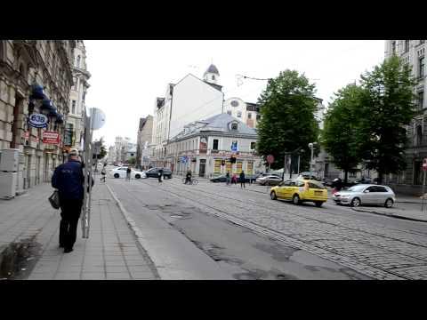 アキーラさん散策!ラトビア・リガ・新市街3,New-city,Riga,Latvia
