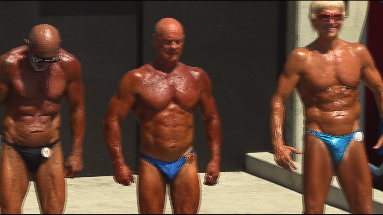 Masters Bodybuilding Men Over 60 Champion Of Muscle Beach Youtube