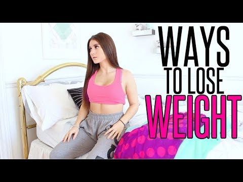 How To Lose Weight FAST for College Students ! LAZY FITNESS HACKS