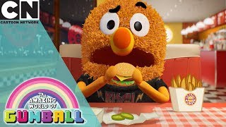 The Amazing World of Gumball | Nightmare On Elmore Street | Cartoon Network UK