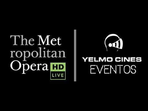 Nueva Temporada 18/19 MET Opera Península