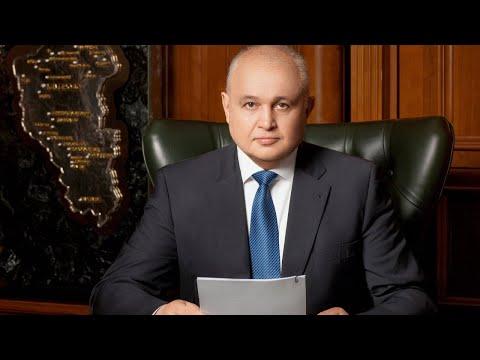Пресс-конференция Сергея Цивилева «600 дней. Кузбасс после коронавируса»