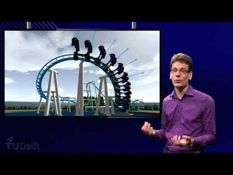 Roller coaster - Differentiation - Mathematics- Pre-university Calculus - TU Delft