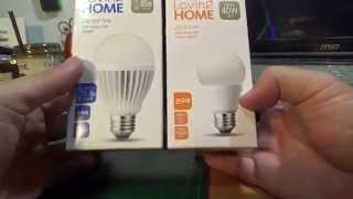 러빙홈 LED 전구, 이마트에서 구입한 절전형 제품 구…