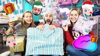 🎄 BESCHERUNG MIT KAAN, NINA & KATHI! Weihnachtsausgabe 2018 Welche Geschenke liegen unter dem Baum?