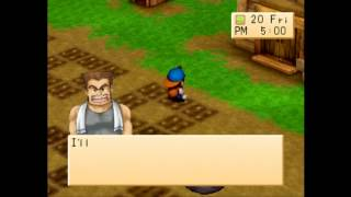 Harvest Moon: Back to Nature Let's Play [7/X]