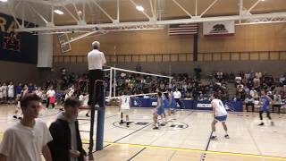 UCLA vs UCSB Volleyball Highlights 2019