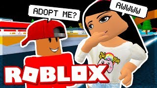 TRYING TO FIND BABY BIGGS A NEW HOME! - ROBLOX