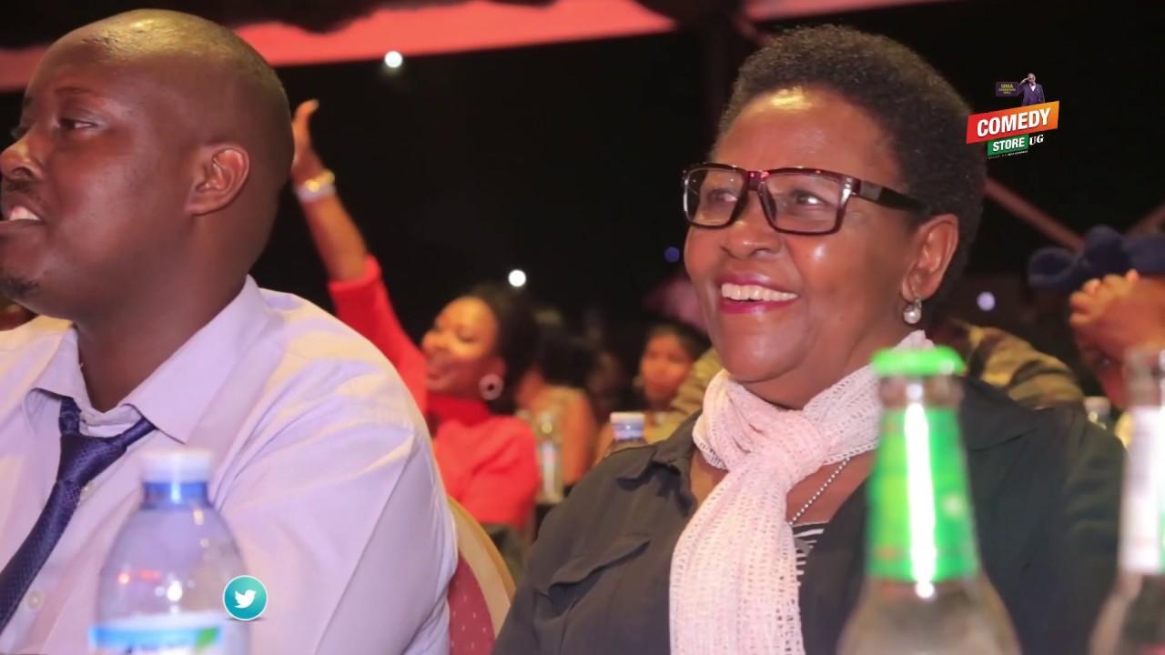 Alex Muhangi Comedy Store August 2019 - Mc Mariachi