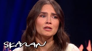 Emotional Amanda Knox: – This is how they made me confess | SVT/TV 2/Skavlan