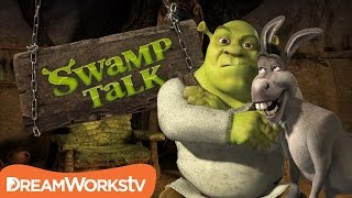 Celebrity Fairytale Couples | SWAMP TALK WITH SHREK AND DONKEY