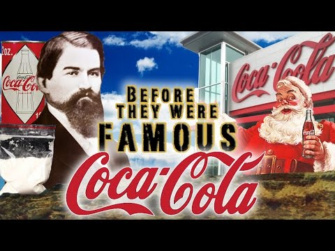 COCA-COLA - Before They Were Famous - Coke