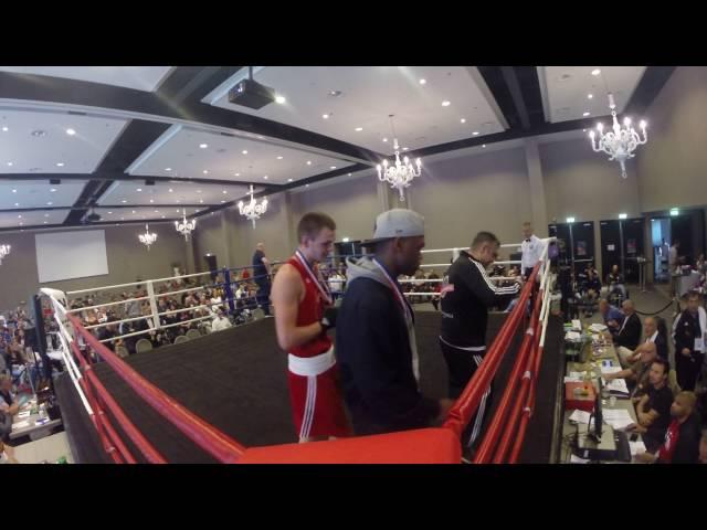 Finale Eindhoven Box Cup 16 mei 2016 Part 3