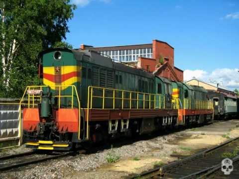 Моя Фото Коллекция Поездов Москвы 3