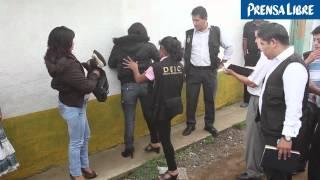 Abuso de la PNC en registro a personas sospechosas