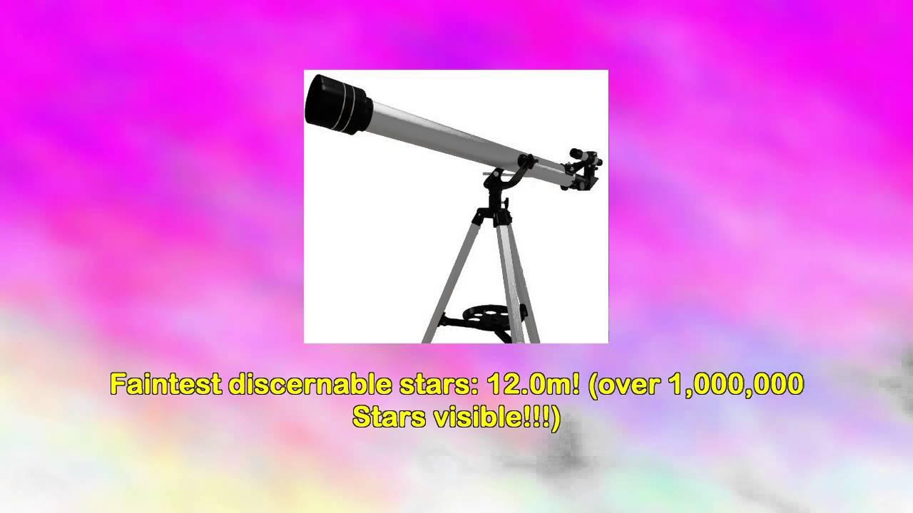 Seben zoom refractor telescope 90060 star commander big pack kt3
