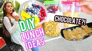4 Healthy and Affordable Lunch Ideas for School! NataliesOutlet