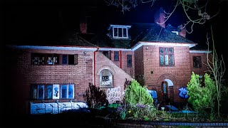 THEY'RE COMING TOWARDS US - Exploring HAUNTED Mansion Gone WRONG (Ghost Hunting)
