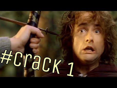 Fellowship Of The Ring Crack || Part 1