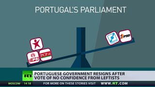 Portugal govt falls amid austerity backlash