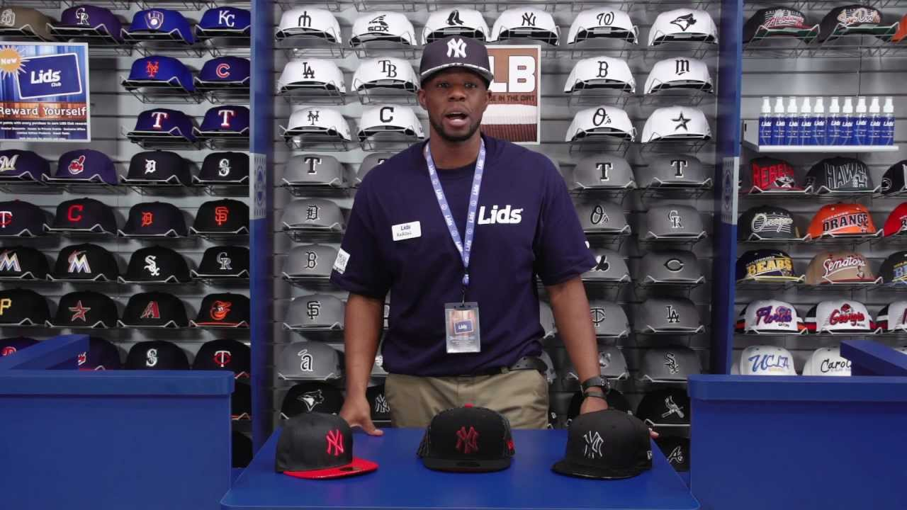 LTD Series Hats | Lids com