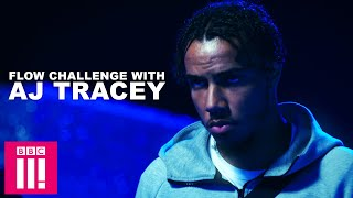 Flow Challenge With AJ Tracey and Krept & Konan! | The Rap Game UK