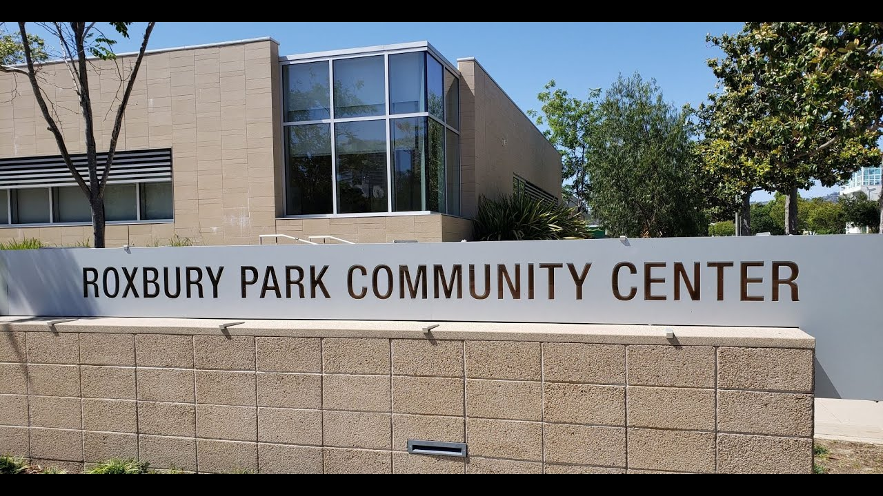 Roxbury Park Cummunity Center In Beverly Hills